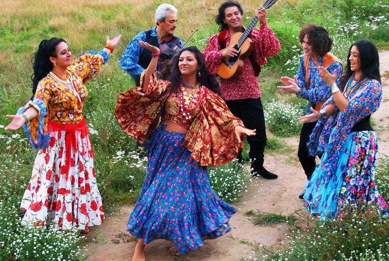 História dos Ciganos no Brasil e na Umbanda